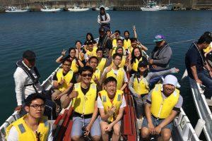 Camp Pemuda - Cutterboat