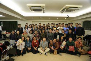 Natal Pemuda GIII Tokyo - Semua