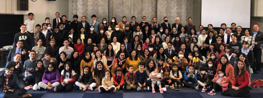 Jemaat GIII Tokyo 2021