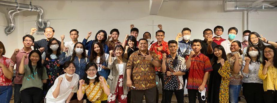 Persekutuan Pemuda/i GIII Tokyo
